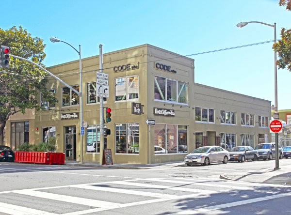 Excellent Corner Retail Space in SOMA