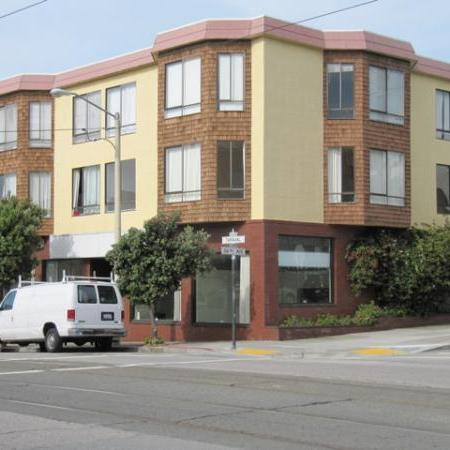 Hard to Find Corner Office/Retail Space in the Sunset