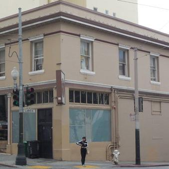 Lower Nob Hill Corner Retail Space