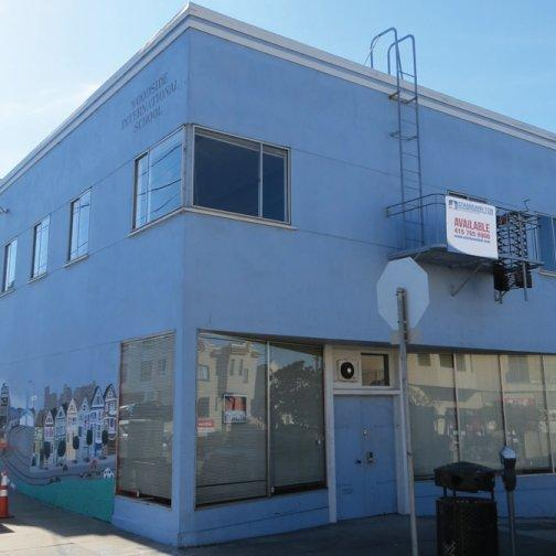 Full 2nd Flr. For Lease in Inner Sunset