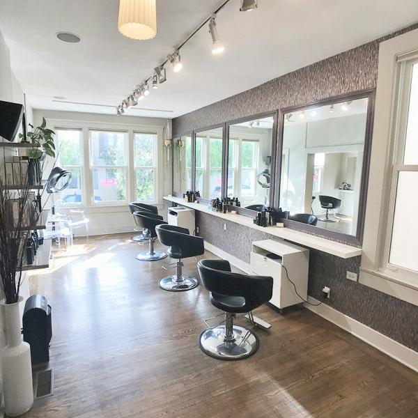 Upscale Salon in Presidio Heights
