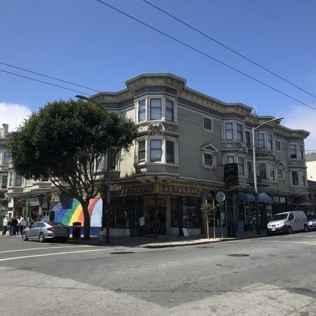 Iconic Corner Retail on Haight