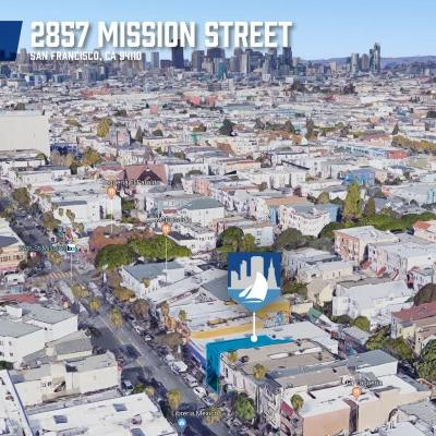 Mission Street Office FOR LEASE