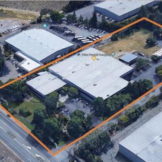Great Distribution/Light Industrial Site