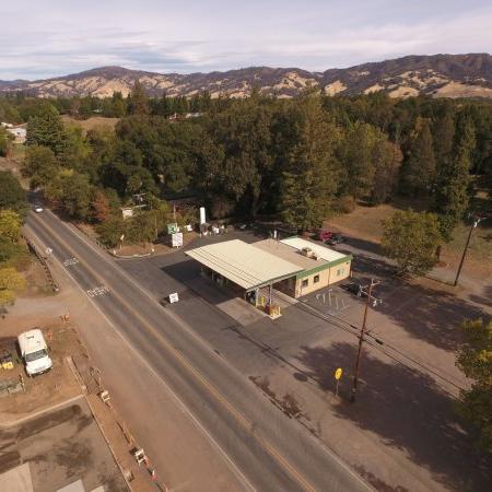 Owner User Gas Station For Sale