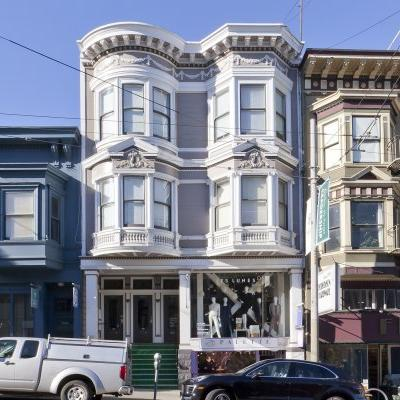 Prime Frontage on Fillmore Street