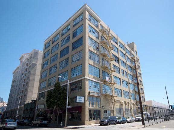 San Francisco commercial real estate